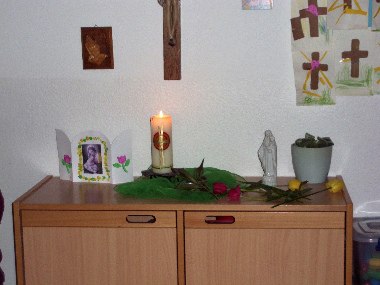 Gebetstisch